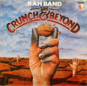 RAH Band: Crunch & Beyond, The - Cover