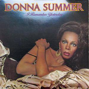 Donna Summer: I Remember Yesterday - Cover