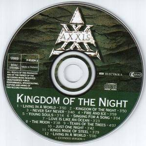 Axxis: Kingdom Of The Night (CD) - Bild 3