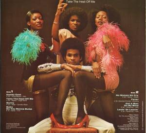 Boney M.: Take The Heat Off Me (LP) - Bild 2