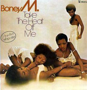 Boney M.: Take The Heat Off Me (LP) - Bild 1