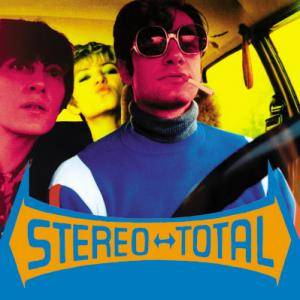 Stereo Total: Oh Ah - Cover