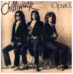 Chilliwack: Opus X - Cover