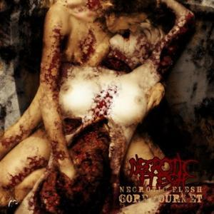 Necrotic Flesh: Gore Gourmet - Cover