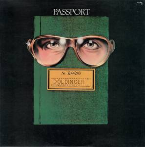Cover - Passport: Doldinger