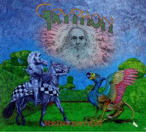 Cover - Gryphon: Reinvention