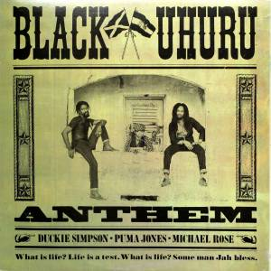 Black Uhuru: Anthem (LP) - Bild 1