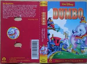 Walt Disney: Dumbo (Tape) - Bild 2