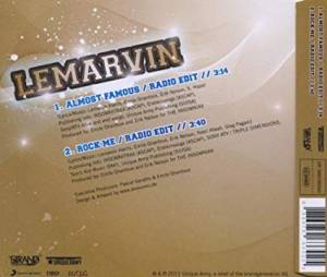LeMarvin: Almost Famous (Single-CD) - Bild 2