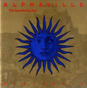 Alphaville: Breathtaking Blue, The - Cover