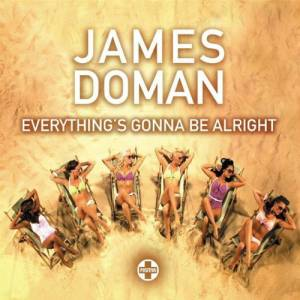 James Doman: Everything's Gonna Be Alright (Promo-Single-CD) - Bild 1
