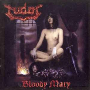 Cover - Tudor: Bloody Mary