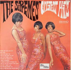The Supremes: Greatest Hits (LP) - Bild 1