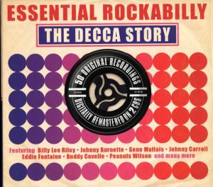 Cover - Jerry Kennedy: Essential Rockabilly - The Decca Story