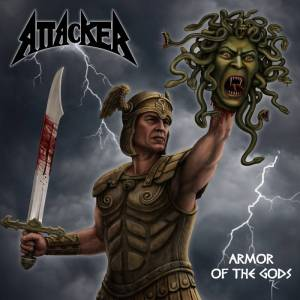 Cover - Attacker: Armor Of The Gods