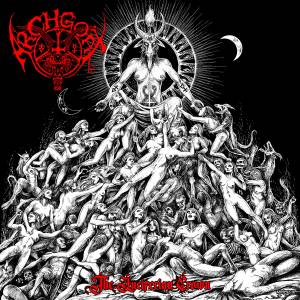 Cover - Archgoat: Luciferian Crown, The