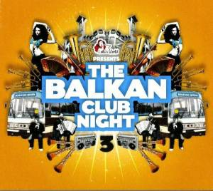 Cover - Alp Vs Outwork: Balkan Club Night #3, The