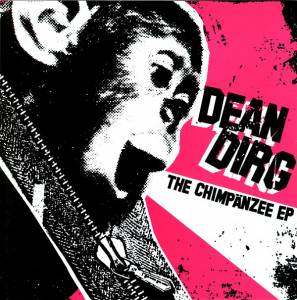 Cover - Dean Dirg: Chimpänzee EP, The