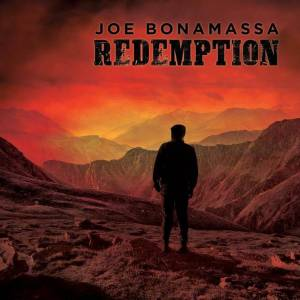 Joe Bonamassa: Redemption - Cover