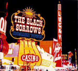 Cover - Black Sorrows, The: Roarin' Town