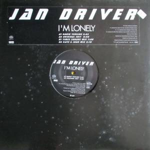 Cover - Jan Driver: I'm Lonely