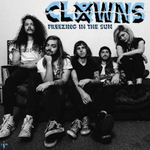 Cover - Clowns: Freezing In The Sun