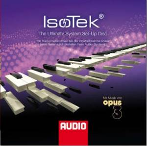 Cover - Tiny Island: Isotek The Ultimate System Set-Up Disc