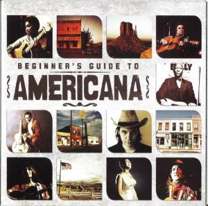 Cover - LeE HARVeY OsMOND: Beginner's Guide To Americana