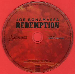 Joe Bonamassa: Redemption (CD) - Bild 3