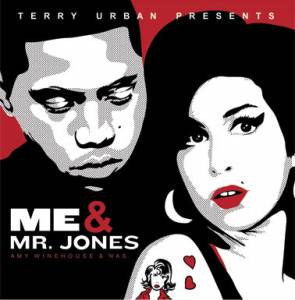 Cover - Amy Winehouse: Me & Mr. Jones (Terry Urban Presents)