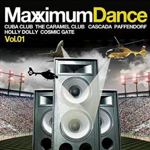 Cover - Holly Dolly: Maximum Dance Vol. 01