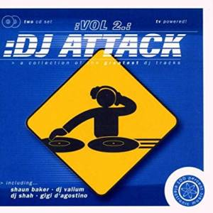 Cover - DJ Shah: :DJ Attack Vol. 2