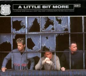 Cover - 911: Little Bit More, A
