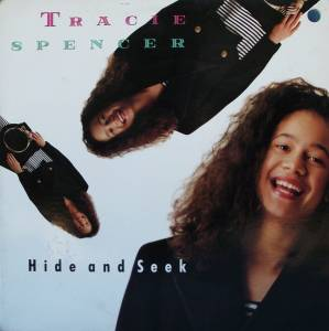 Cover - Tracie Spencer: Hide And Seek