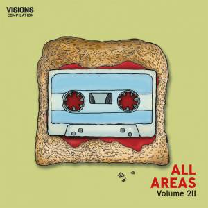Cover - Dirty Nil, The: Visions All Areas - Volume 211