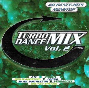 Cover - Antonia Feat. Sandra: Turbo Dance Mix 2000 Vol.2