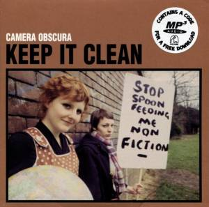 Cover - Camera Obscura: Keep It Clean