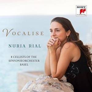 Cover - Bernat Vivancos: Núria Rial: Vocalise