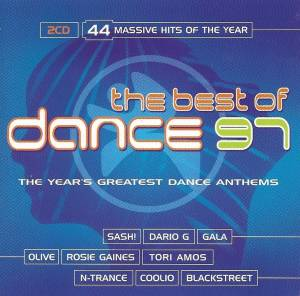 Cover - DJ Quicksilver: Best Of Dance 97, The