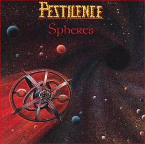 Pestilence: Spheres - Cover