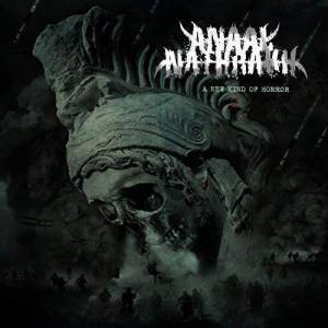 Cover - Anaal Nathrakh: New Kind Of Horror, A