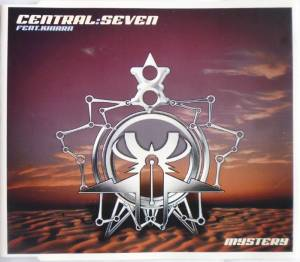 Cover - Central Seven: Mystery
