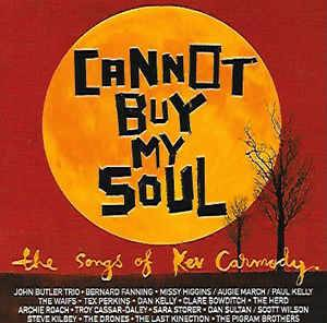 Cover - Clare Bowditch: Cannot Buy My Soul