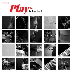 Cover - Dave Grohl: Play