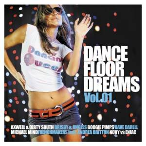 Cover - Manian: Dancefloor Dreams Vol. 01