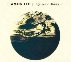 Cover - Amos Lee: My New Moon