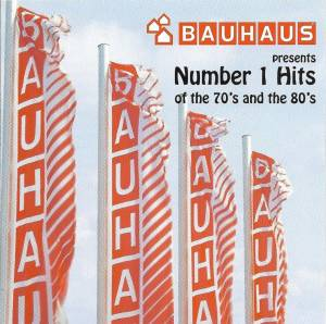 Cover - Joe Dolce: Bauhaus Presents: Number 1 Hits Of The 70's And The 80's