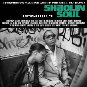 Cover - Sylvers, The: Shaolin Soul - Episode 4