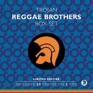 Cover - Hemsley Morris: Trojan Reggae Brothers Box Set