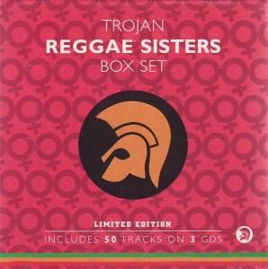 Cover - Marguerita: Trojan Reggae Sisters Box Set
